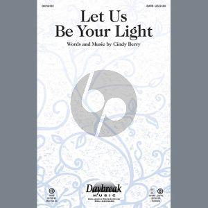 Let Us Be Your Light - Violin 1