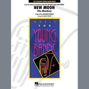New Moon (The Meadow) - Eb Baritone Saxophone