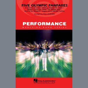 Five Olympic Fanfares - 1st Bb Trumpet