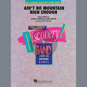 Ain't No Mountain High Enough - Bb Clarinet 2