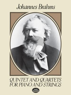 Brahms Quartets and Quintets for Piano and Strings Full Score