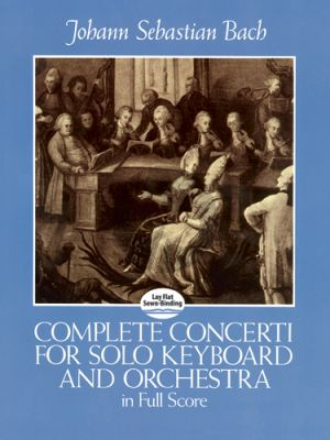 Complete Concerti Solo Keyboard