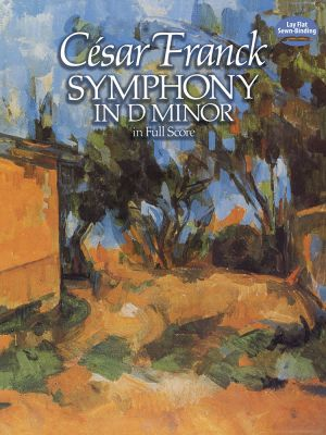 Franck Symphony d-minor Full Score (Dover)
