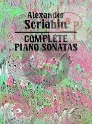 Scriabin Complete Piano Sonatas (Dover)