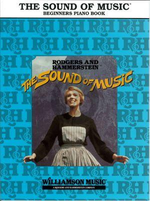 Sound of Music (Beginners Piano Book Arranged by Nevin + Lyrics)