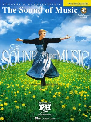The Sound of Music (Vocal Selections with Audio-Online)