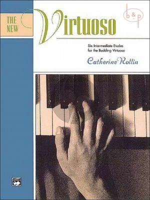 The New Virtuoso Vol.1 for Piano