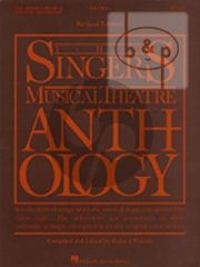 Singers Musical Theatre Anthology Vol.1 (Tenor) (Revised)