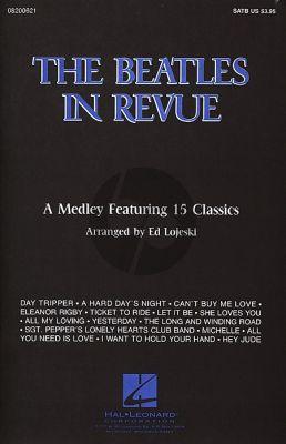 The Beatles in Revue