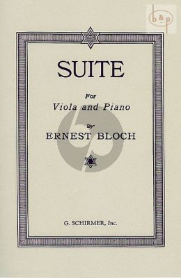 Suite Viola and Orchestra