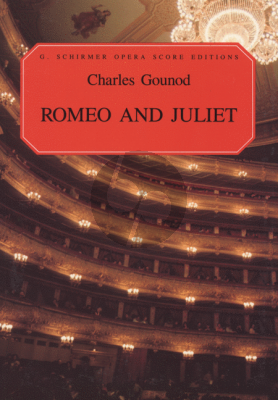 Gounod Romeo and Juliet Vocalscore