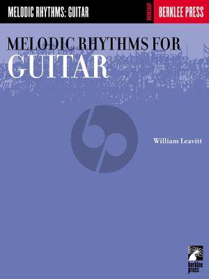 Leavitt Melodic Rhythms for Guitar