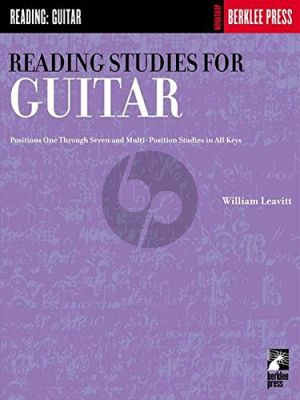 Leavitt Reading Studies (Positions One through Seven and Multi-Position Studies in all Keys)