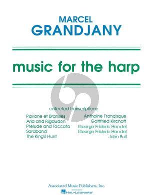 Music for the harp (Grandjany)