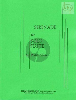 Serenade Flute solo