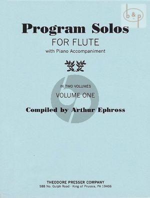 Program Solos Vol.1