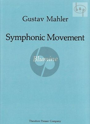 Blumine (Symphonic Movement)