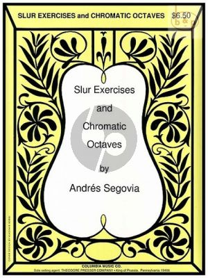 Slur Exercises-Chromatic Octaves