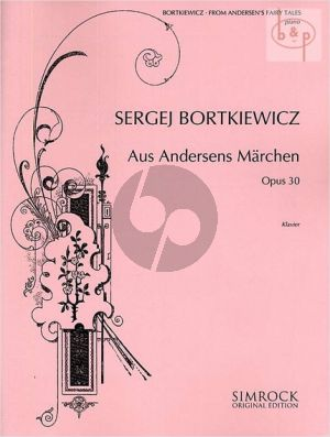 From Anderson's Fairy Tales Op.30