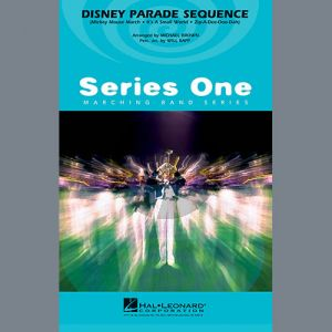 Disney Parade Sequence - Trombone