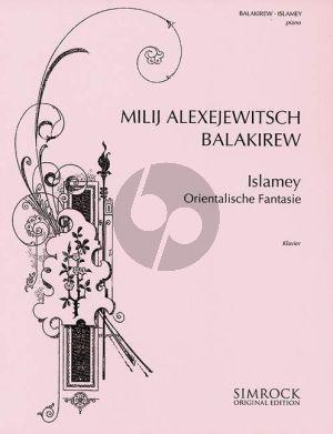 Islamey Piano solo