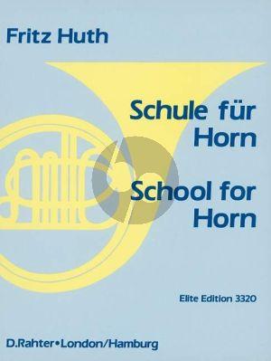 Schule fur Horn / School for Horn