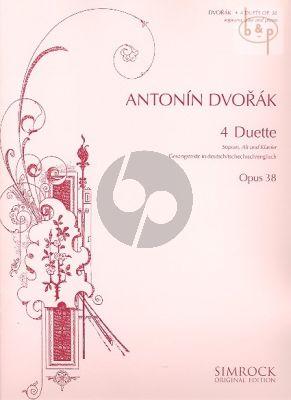 4 Duets Op.38