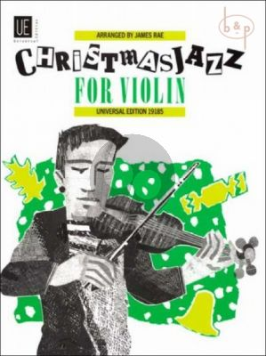 Christmas Jazz for Violin for Young Players