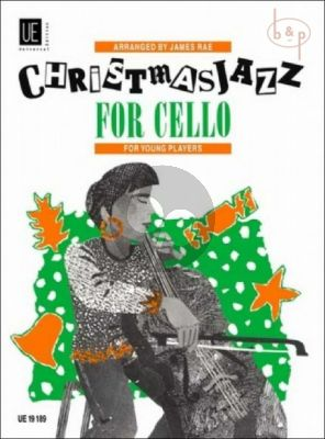 Christmas Jazz for Cello for Young Players