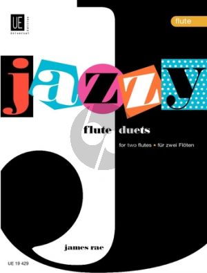 Rae Jazzy Duets 2 Flutes