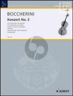 Concerto No.3 G-major (WV 480)