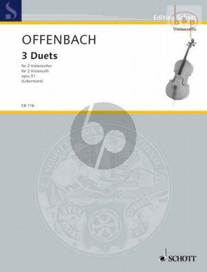 3 Duette Op.51