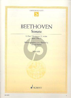Sonate C-dur Op.2 No.3 Klavier