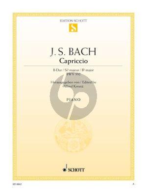 Bach Capriccio BWV 992