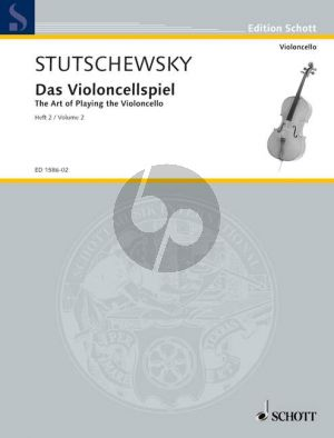 The Art of Playing the Violoncello Vol.2