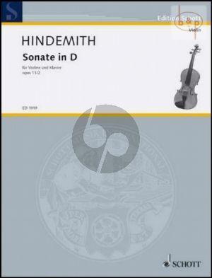 Sonata D-major Op.11 No.2