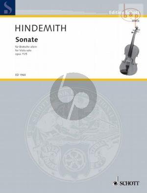 Sonate Op.11 No.5