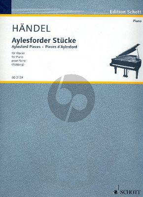 Aylesforder Stucke Ed. Willy Rehberg