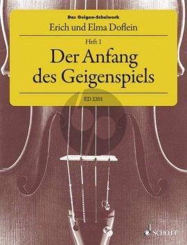 Geigen-Schulwerk Vol.1