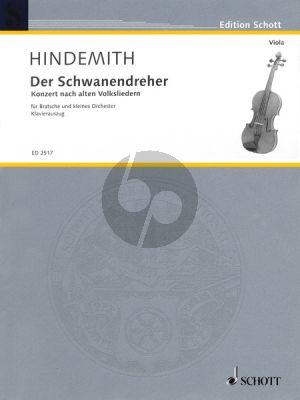 Der Schwanendreher Viola mit kleines Orchester