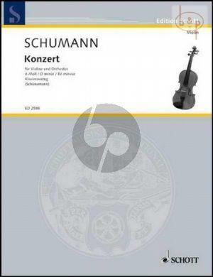 Concerto d-minor (1853)
