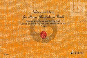Bach Notenbuchlein fur A.M.Bach (Die leichtesten Stucke) (Franz Ludwig)