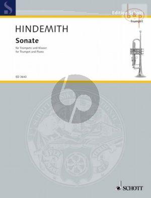 Sonate Trompete und Klavier