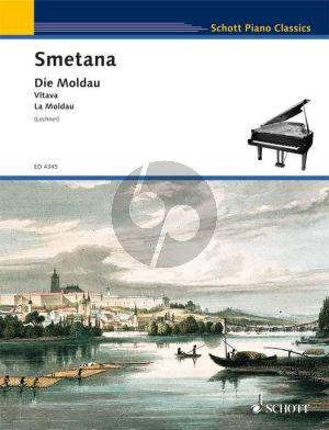 """Smetana Die Moldau (Sinfonische Dichtung No.2 aus """"Mein Vaterland"""" (arr. Lothar Lechner)"""