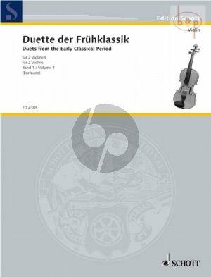 Duette der Fruhklassik Vol.1