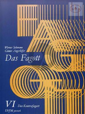Das Fagott - The Bassoon Vol.6