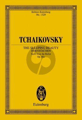 Tschaikovsky The Sleeping Beauty Suite (Study Score)