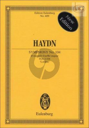 Symphony No.104 D-major Hob.I:104