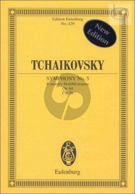 Symphony No.5 Op.64 e-minor (CW 26) (Study Score)