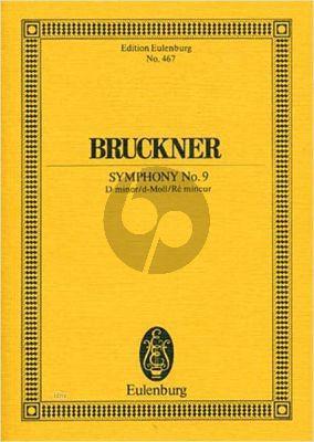 Symphonie No.9 d-moll Studienpart.